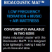 BioAcoustic Mat Professional